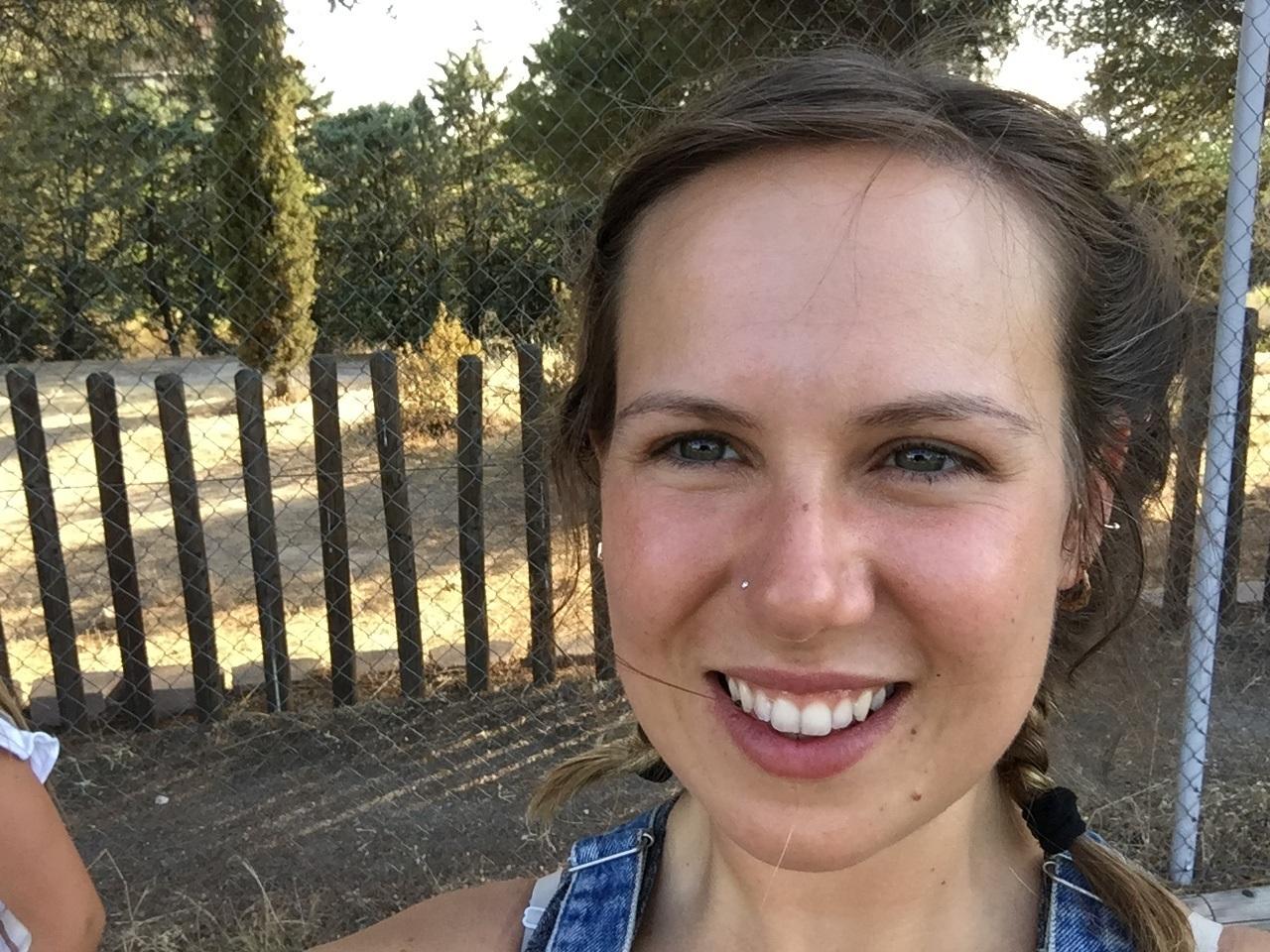 Chloe Georgakis Community Meet Up Participant